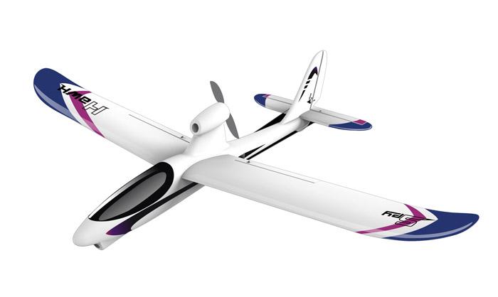 SpyHawk RTF plane has a sweet integrated FPV remote : FPV