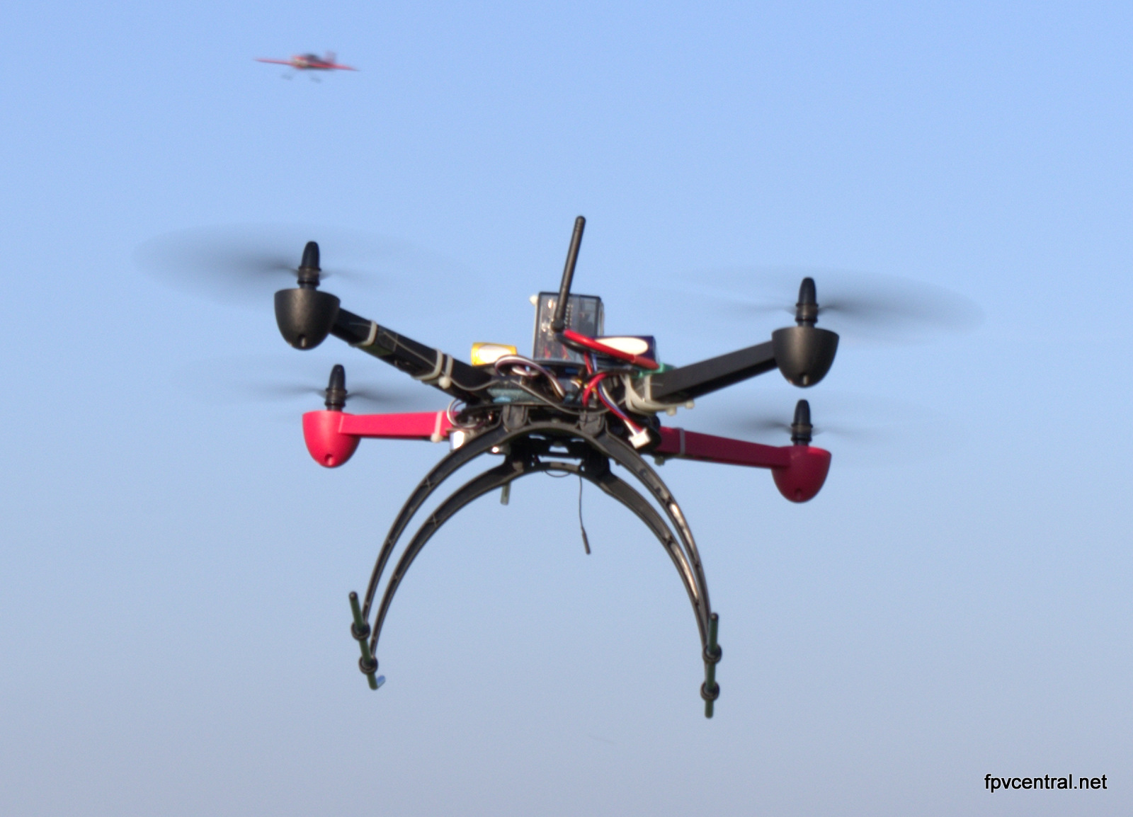 quadcopter receiver wiring esc wiring