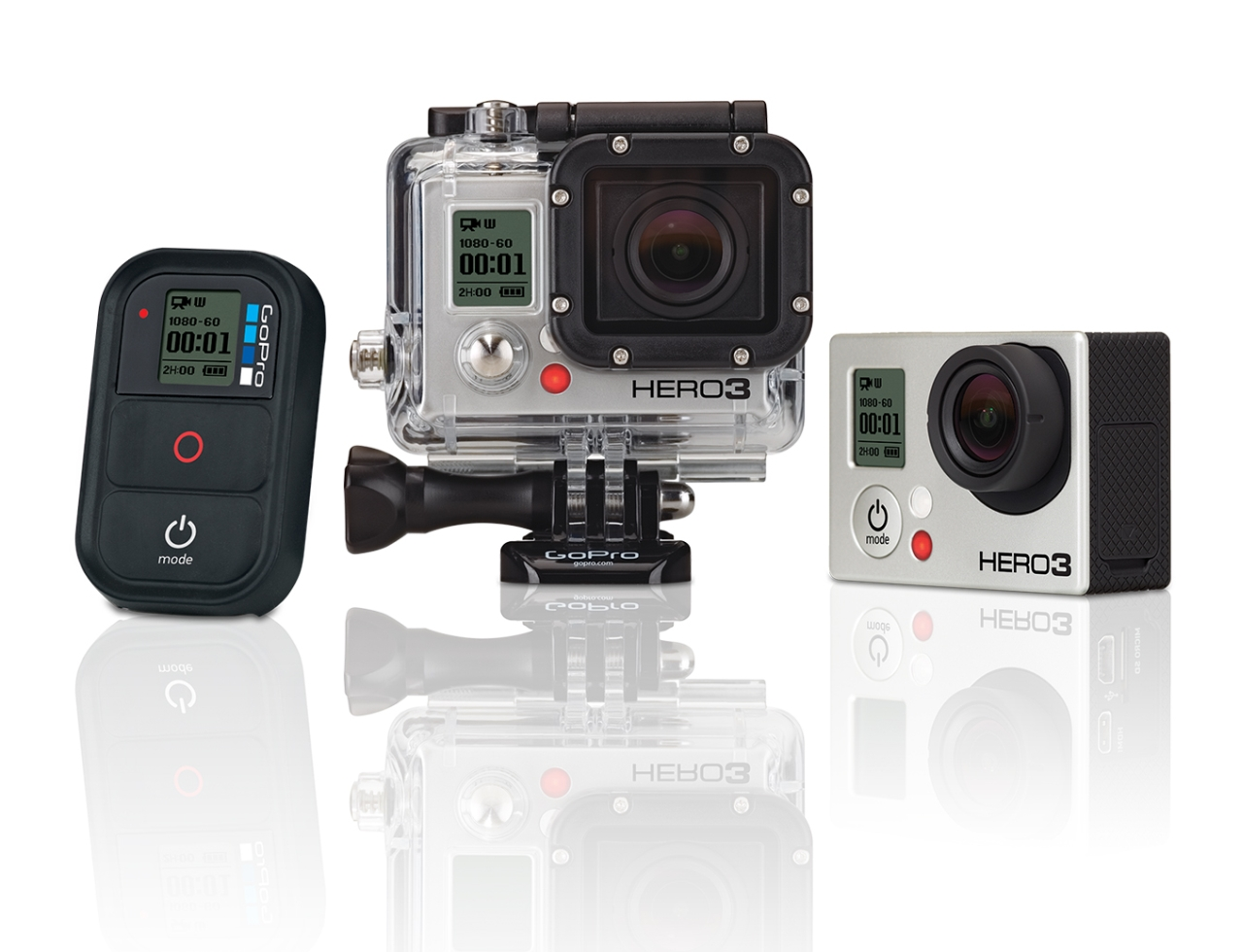 Gopro Hero 3 White Png  White Edition  records
