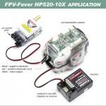 HP520 10X Zoom Camera Module
