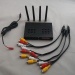 All-in-one 5.8GHz diversity receiver