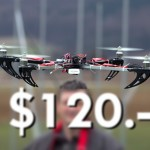 High-Performance Quadcopter for $120 – Part 1: The Shopping List