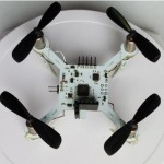 Micro Mini Quadcopter rocks MultiWii, MPU6050 for 55 bucks