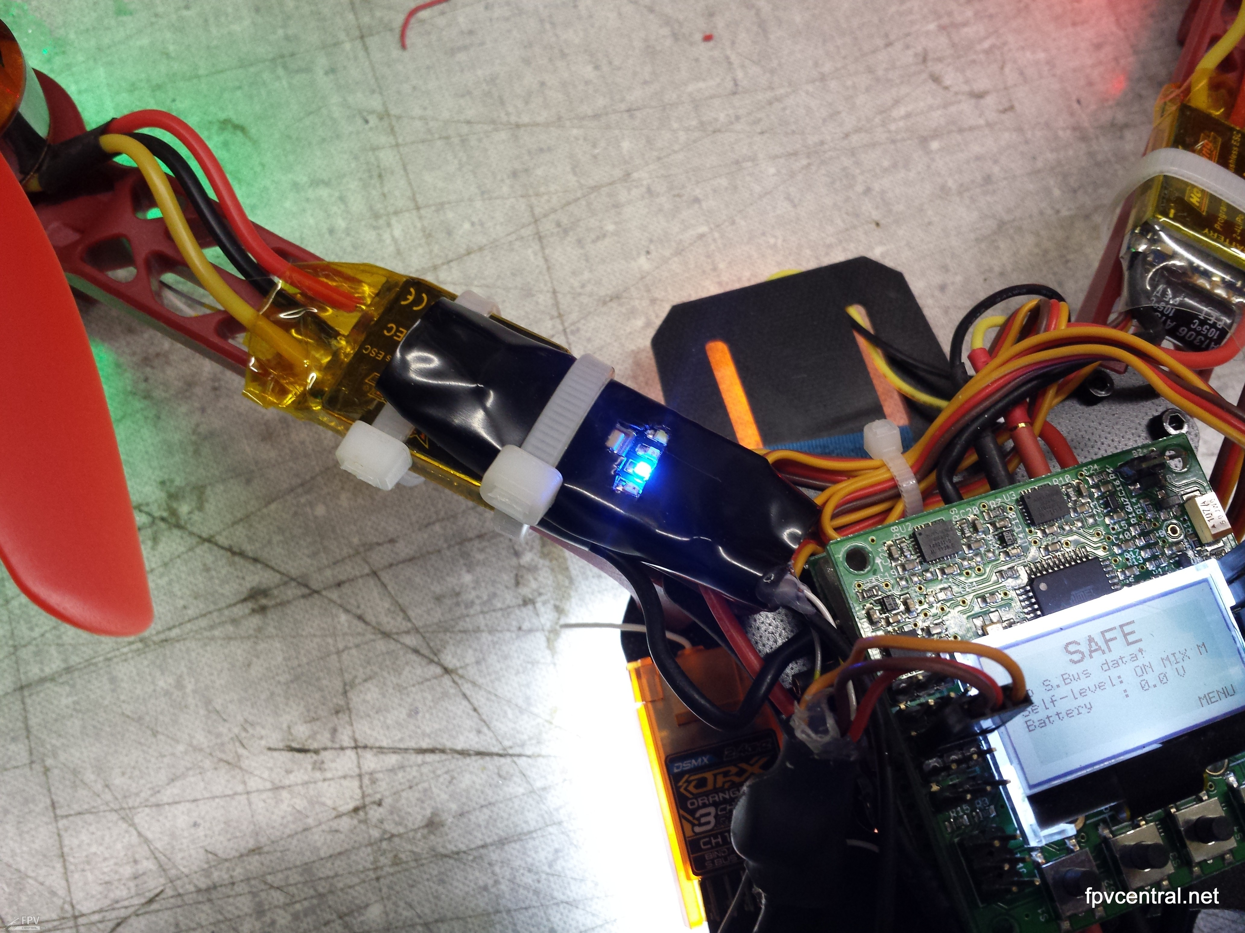 Build your own programmable High Power 3W LED Flasher for