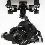 DJI releases Zenmuse Z15-5D Gimbal for the Canon 5D Mk II and III