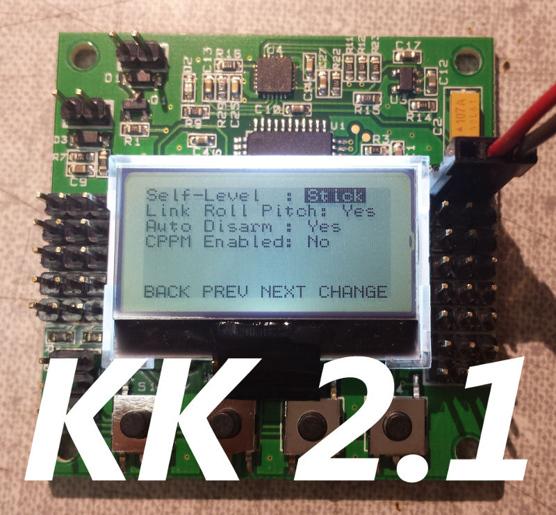 kk 2 1 flight controller review fpv central rh fpvcentral net