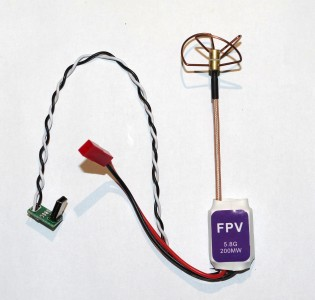 5.8GHz 200mW FPV Transmitter Review