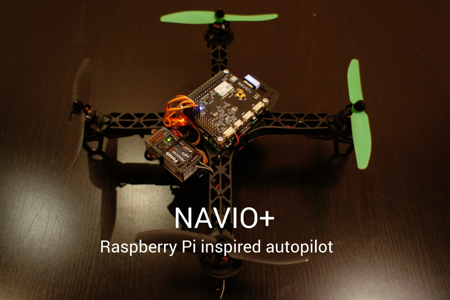 News Fpv Central Dji Phantom 2 Vision Circuit Board Rc Hobbies The Navio Is An Add On For Your Raspberry Pi With All Sensors And Equipment You Need Unmanned Missions Mpu9250 Imu Ms5611 Barometer