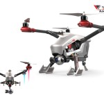 Walkera H6 debut at CES, runs APM/Dronecode