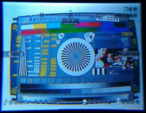 Video quality, viewing a CCD camera module feed