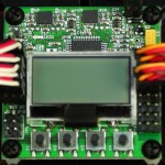 KK2 Controller Board with integrated LCD announced