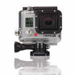 GoPro Hero3 offers 4k video and 120fps recording