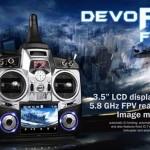Walkera announces Devo F7 integrated FPV transmitter system