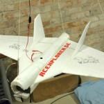 RCExplorer sends FPV Funjet into Space