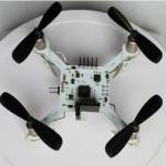 Micro Mini Quadcopter rocks MultiWii, MPU6050 for 55 bucks