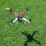 $120 Quadcopter doing flips