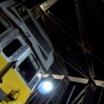 DJI Phantom collides with Sydney Bridge, captures interesting footage