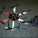 Attempt to smuggle contraband into prison via hexacopter fails