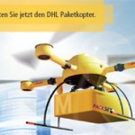 """DHL says """"me too"""" too, announces the Paketcopter"""