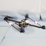Quadcopter recovers from prop loss thanks to clever algorithm
