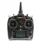 Spektrum DX9 adds multicopter/camera related voice output