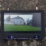 RC701 7 inch 5.8GHz Diversity LCD Monitor Review