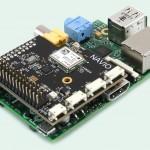 NAVIO is a navigation shield for Raspberry Pi
