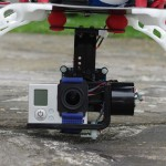 Plastic 2-axis GoPro Gimbal Review