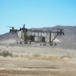Black Knight Transformer is what happens when the military plays with multirotors