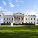 Phantom flies onto White House lawn